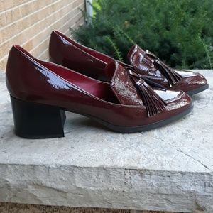 Marc Fisher Phylicia 2 block heel shoes